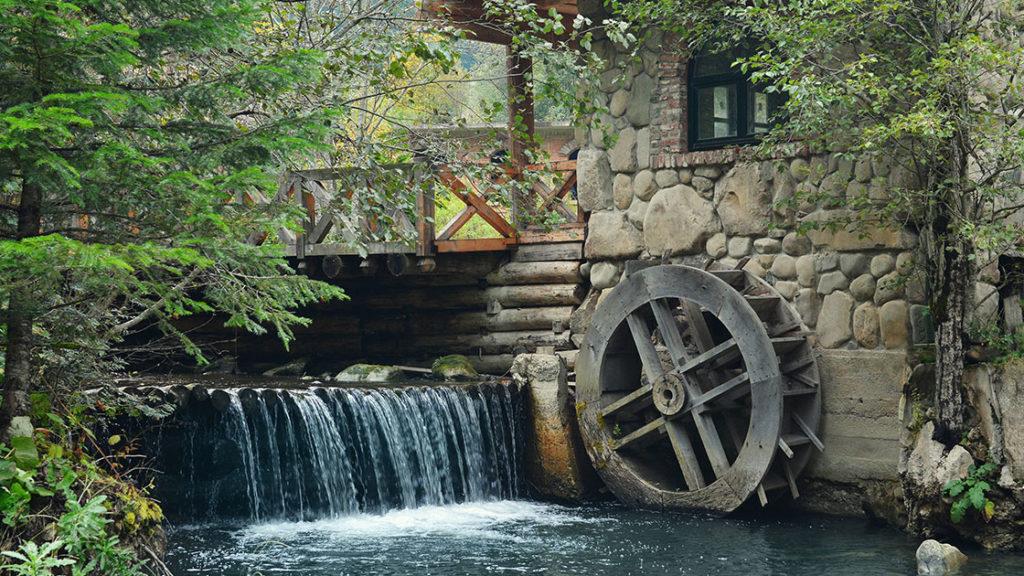 Artikelbild Back- und Mahltag Wassermühle Kleinenbremen
